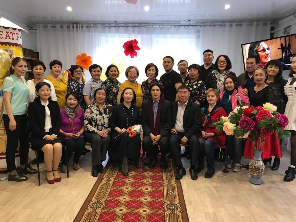 23 мая прошло ежегодное мероприятие в рамках Всероссийской акции «Библионочь – 2019» под названием «Весь мир – театр».